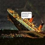 Titanic, cabina vista mare