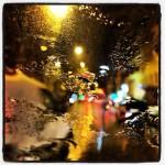 Pioggia luminosa