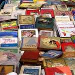 L'importanza dei libri, le bancarelle dell'usato