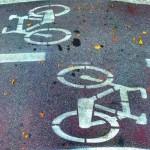 La ciclista furibonda