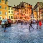 Roma, infingarda seduttrice