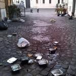 Cupola del degrado a Roma