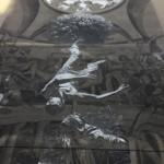 Il murale sulla morte di Pasolini