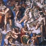 Padre Gilio e Michelangelo