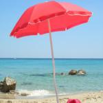 Ombrelloni e Grecia