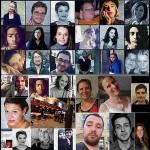 Paolo Brogi Foto e storie delle vittime di Parigi