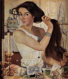 Zinaida Serebriakova - Autoritratto