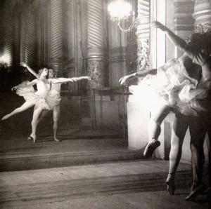 "Marina Semyonova in ""Giselle"""