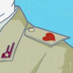 Paracadutista a Cinecittà