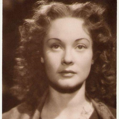 Maria Denis, Visconti e mia madre partigiana