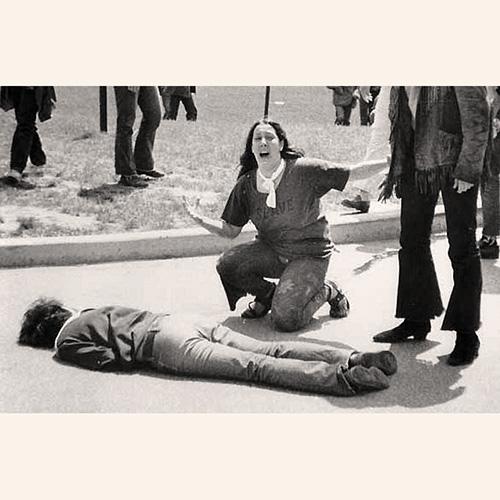 Maggio 1970, four dead in Ohio