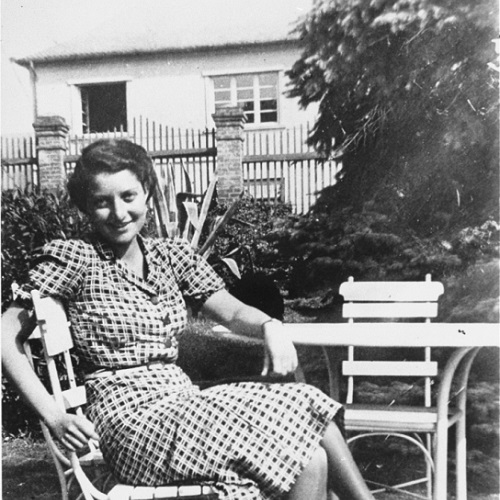 Hannah, un'ebrea ungherese
