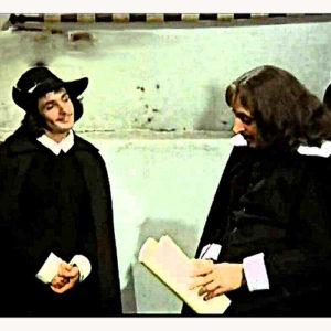 Cartesio e Pascal in teatro