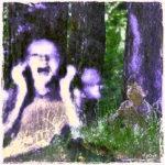 La madre nel bosco