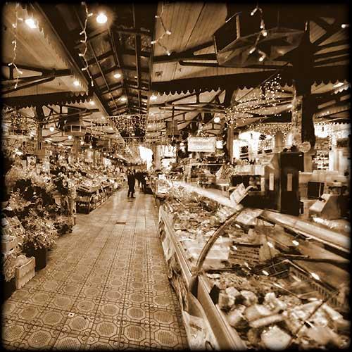 Il mercato coperto