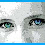 Gli scrittori hanno gli occhi azzurri