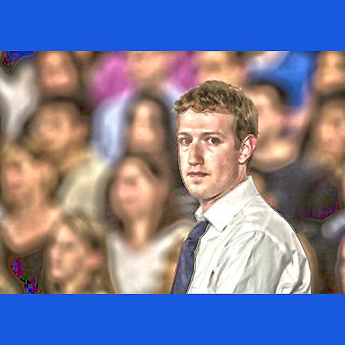 Catastrofe su facebook