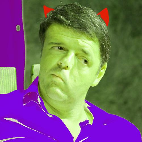 Tutta colpa di Renzi