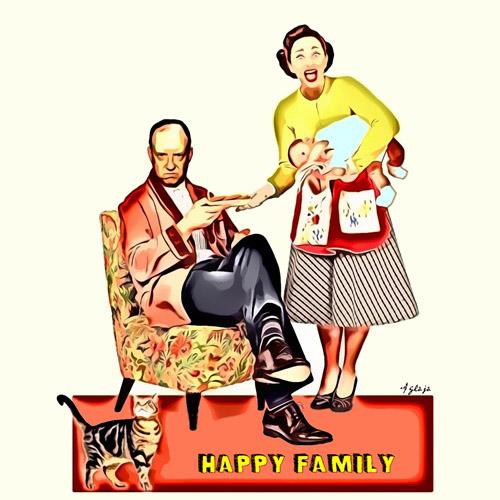 Ritratto di famiglia in un inferno