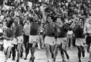 Mondiali di calcio Spagna 1982 - Italia campione