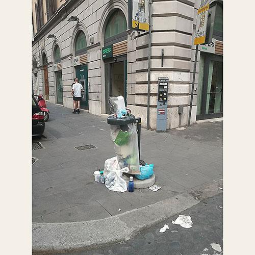 Roma Quello che è giusto è giusto