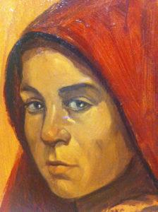 Sguardo di Donna di Carmelo Floris