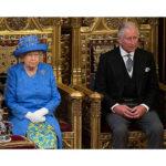 Auguri a Carlo perpetuo erede al trono d'Inghilterra