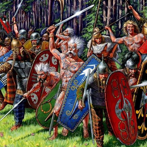 Quando i Celti invasero l'Irlanda. [Cose d'Irlanda #3]