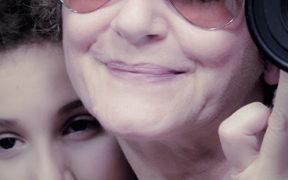 Foto Sabrina Suadoni, selfie con figlia