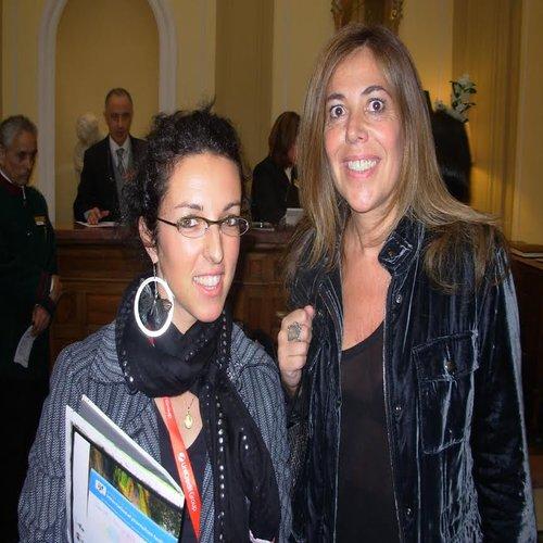 Erica Vagliengo e Maria Latella