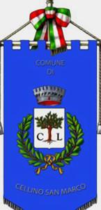 Il Gonfalone di Cellino San Marco