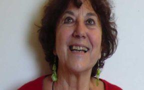 Anna Maria Carpi in una foto di Anna Toscano