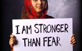Malala Yousafzai, Premio Nobel per la pace.