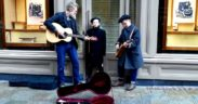 Buskers a Dublino